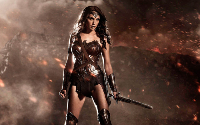 Forget your modern day superhero! Here's the superwoman of the year.