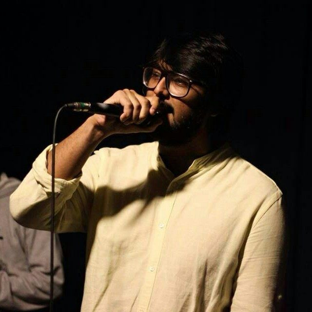 The man himself, Shashwat Mishra a.k.a The Quixotic.