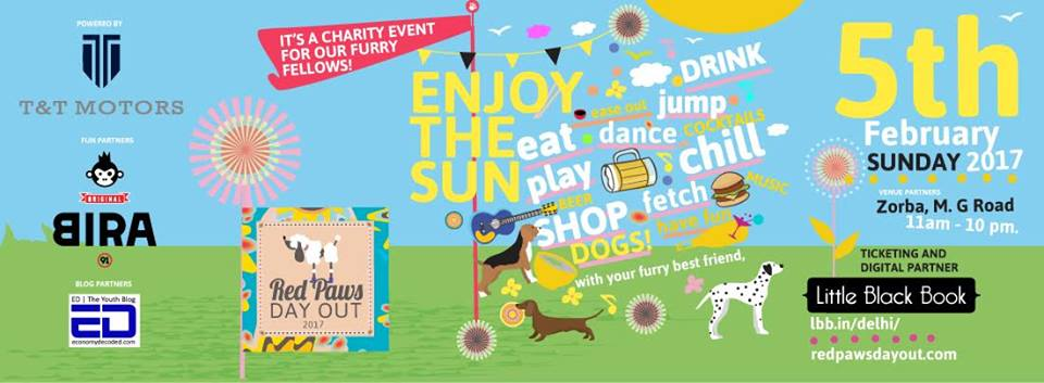 A fun day out in the sun, with mouthwatering food, fun activities, shopping, great music, beer & cocktails and of course your furry best friend!