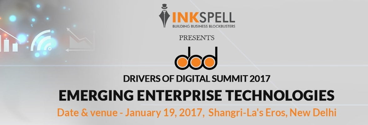Drivers Of Digital Summit 2017