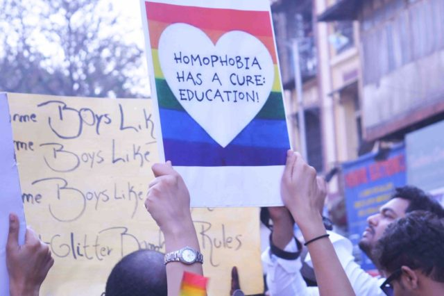 homophobia has a cure