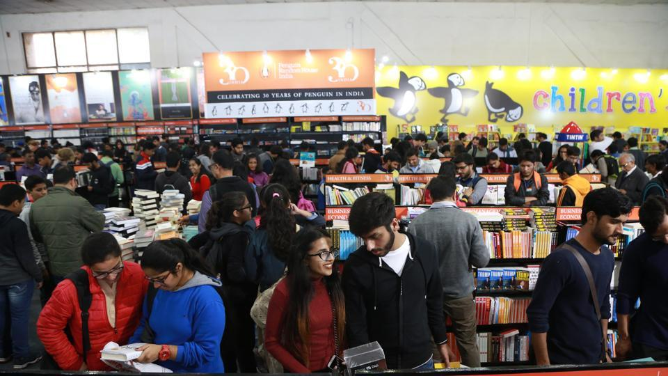 Demonetisation or not, the number of visitors attending The New Delhi World Book Fair has only risen since last year