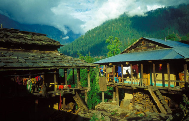 Malana, one of the oldest democracies