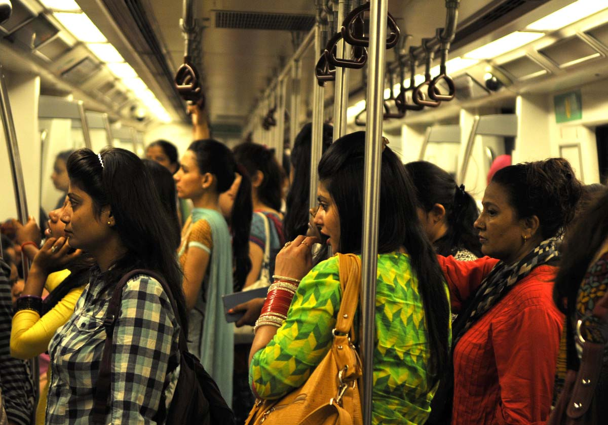 sex segregation in public transport