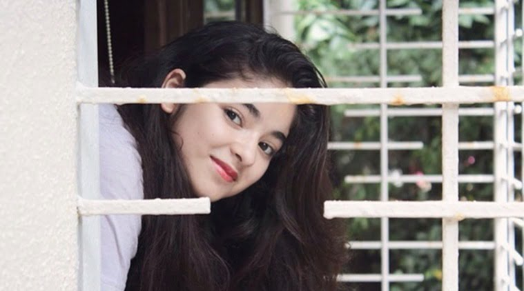 Dangal Actress Zaira Wasim