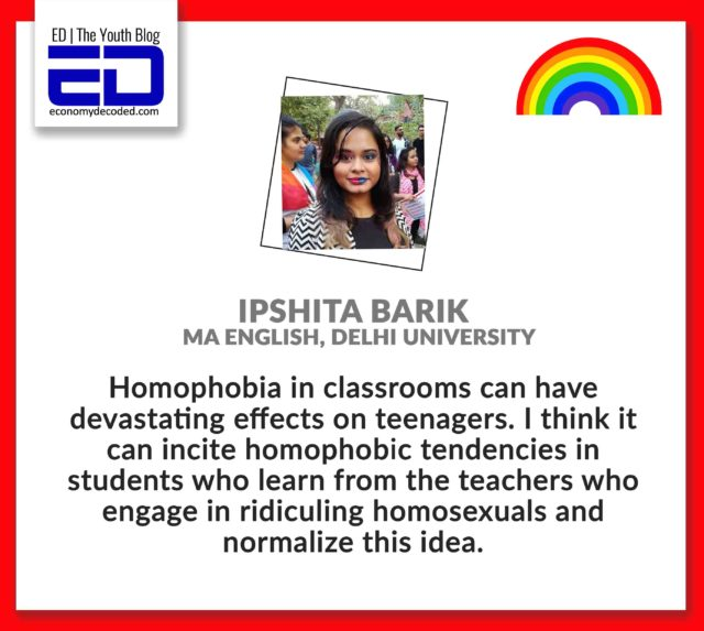 homophobia in classroom