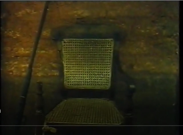 The Chair Shot