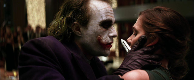 Rachel Dawes Batman Joker