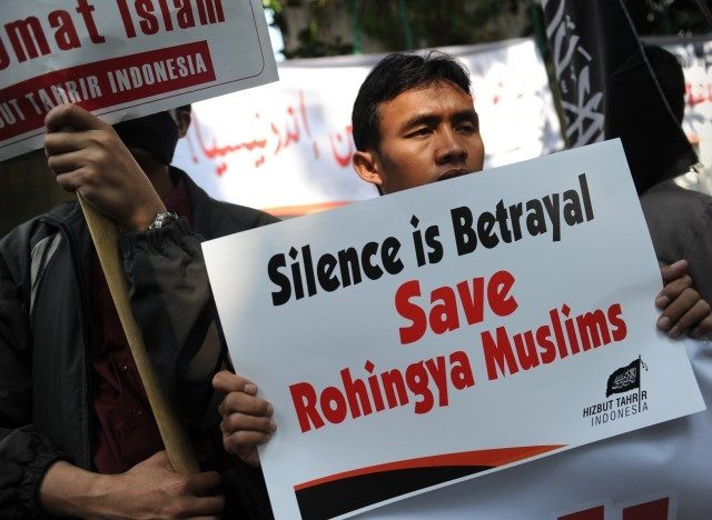 Rohingya Protests