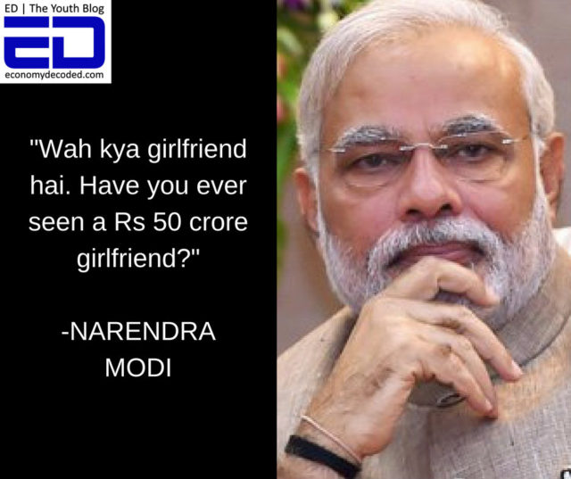 sexist things Indian politicians say