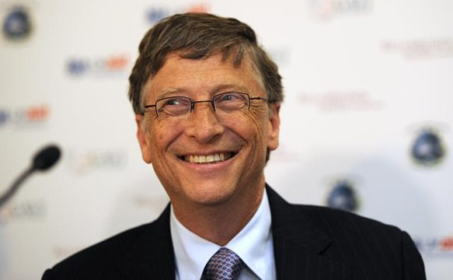Bill Gates and his take on taxation