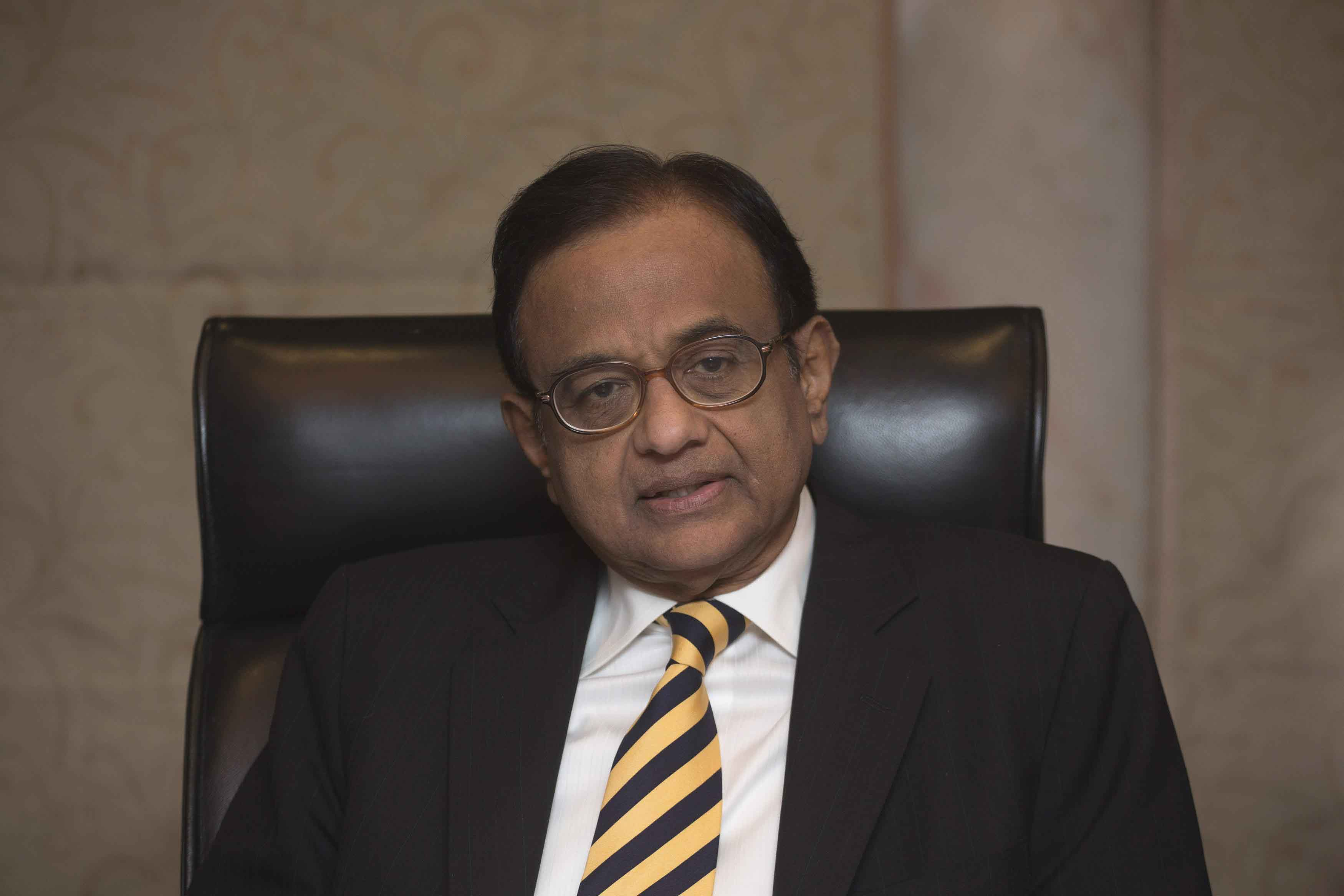 chidambaram says kashmir is nearly los