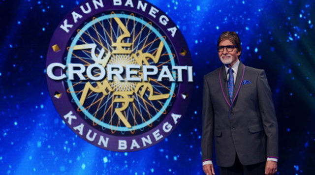 Amitabh Bachchan - The Face Of Kaun Banega Crorepati