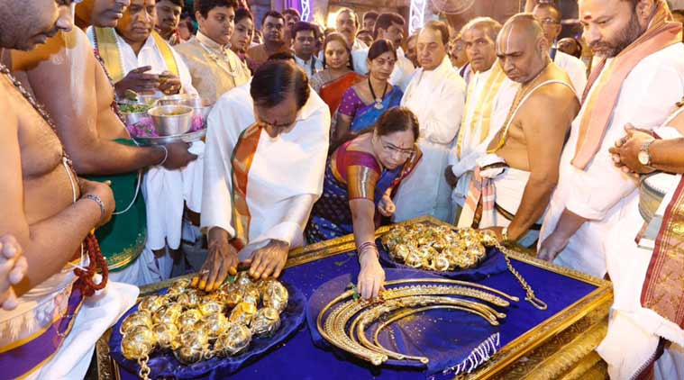 KCR Gold offerings