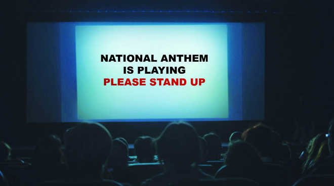 National Anthem and it's compulsion