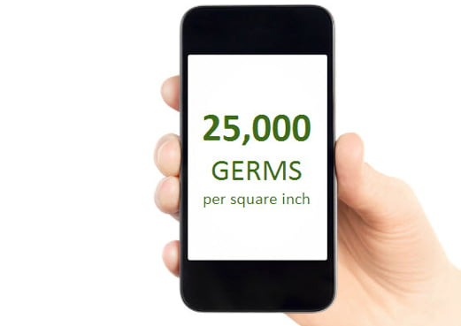 25000 germs