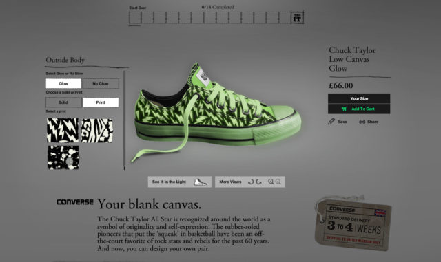 converse customizable shoes