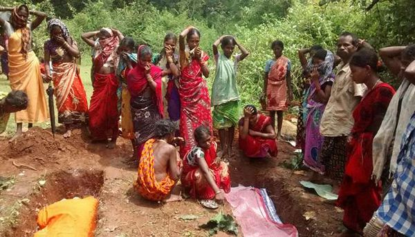 atrocities in bastar