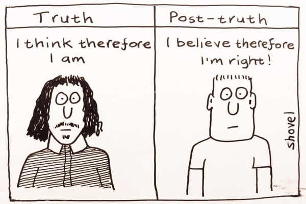 Post Truth explained