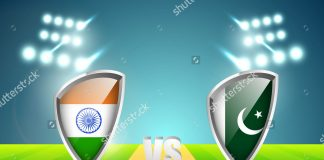 India pakistan cricket match