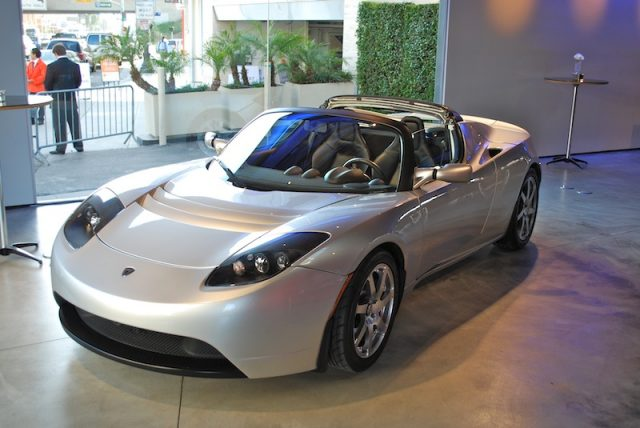 Electric Cars - Tesla Roadster