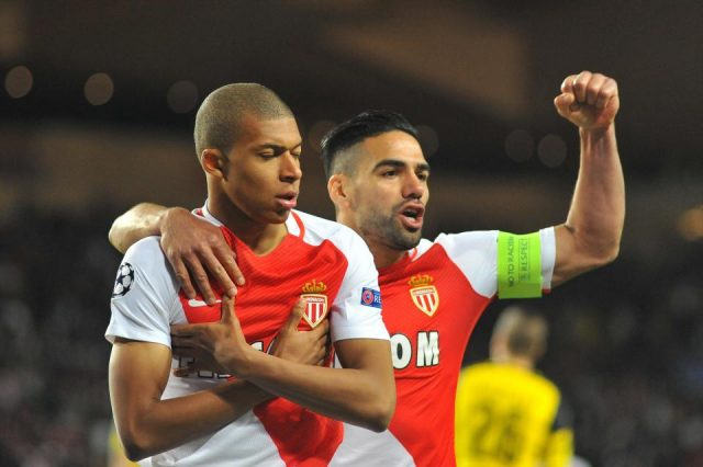 Mbappe And Falcao
