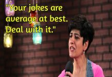 Indian Female Comedians