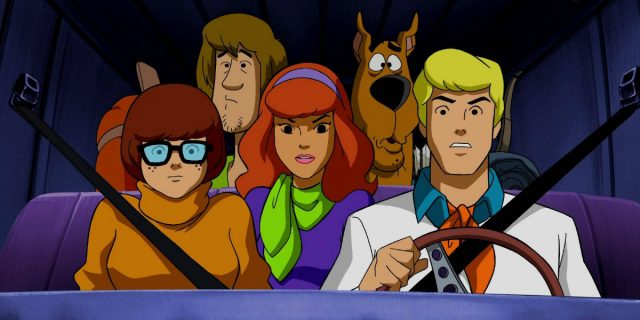 Old Cartoons Scooby Doo