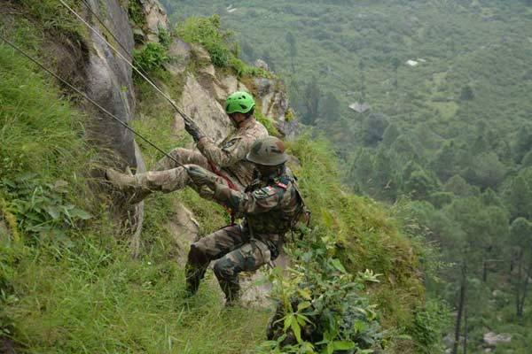 Ecological Task Forces, Indian Army