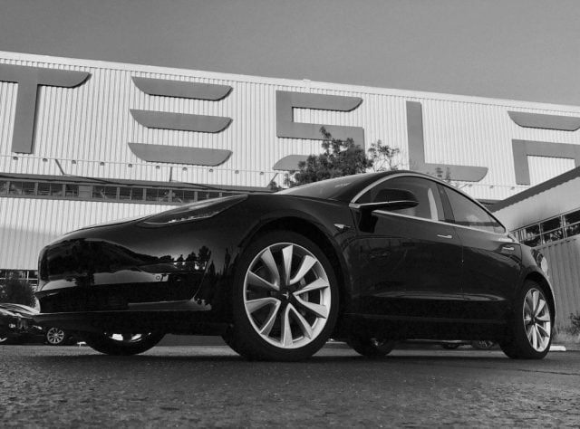 Tesla straight up killin' it with Model 3!