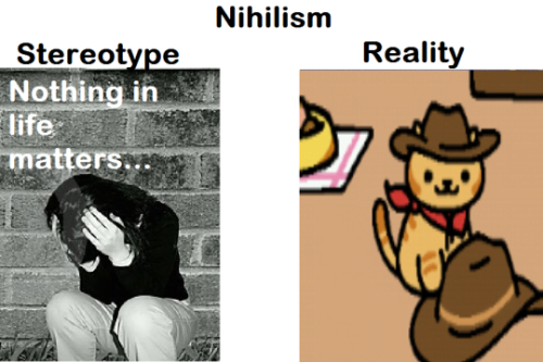 Nihilism - the reality