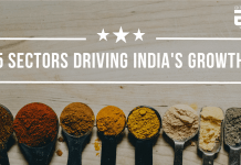 5 Sectors Driving India's Growth