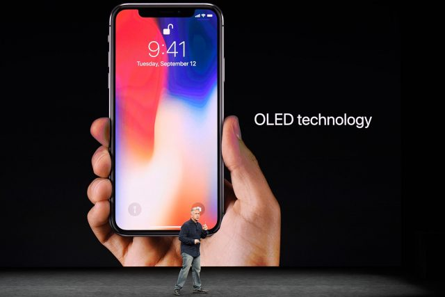 iPhone launch event