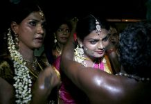transgender marriage Rituals