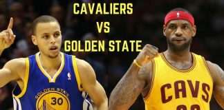 Cavaliers Vs Golden State