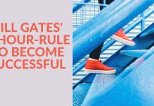 Bill Gates on his 5-hour-rule for success