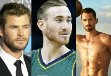Celebrity Man Crush Listicle