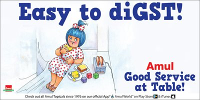 Amul - Easy to diGST!