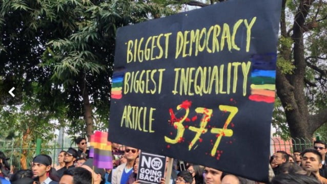 India Doesn't Need Homosexuality