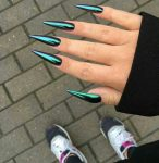 very long nails
