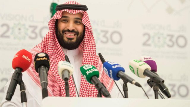 saudi arabia crown prince