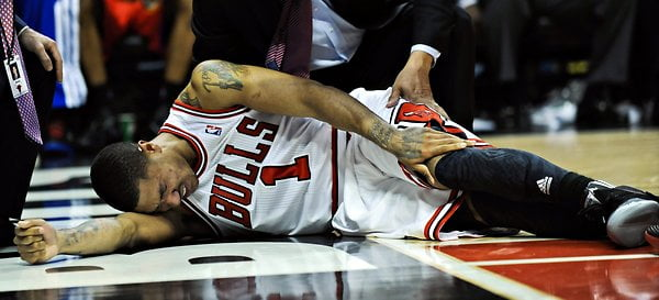 Derrick Rose ACL Injury