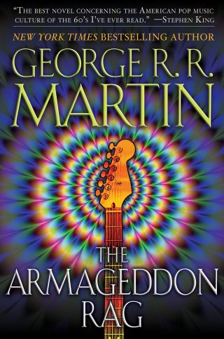 The Armageddon Rag – George R.R. Martin