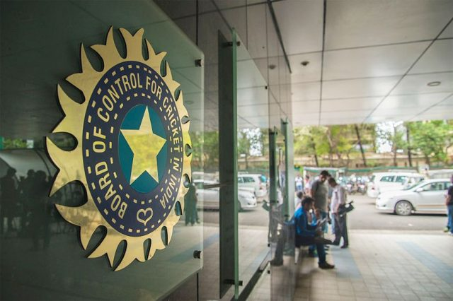BCCI and NADA