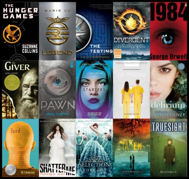 dystopia in the novels of ray bradbury and george orwell The most famous example of dystopian writing, george orwell's 1984, is cited most often, even when it's not the best way to describe what's actually happening in the world today as many have.