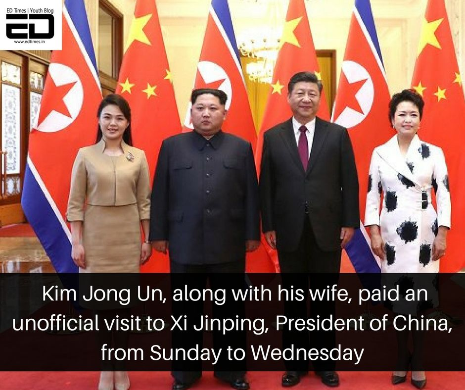 Comrade Kim Goes to China, but What Does That Really Mean?