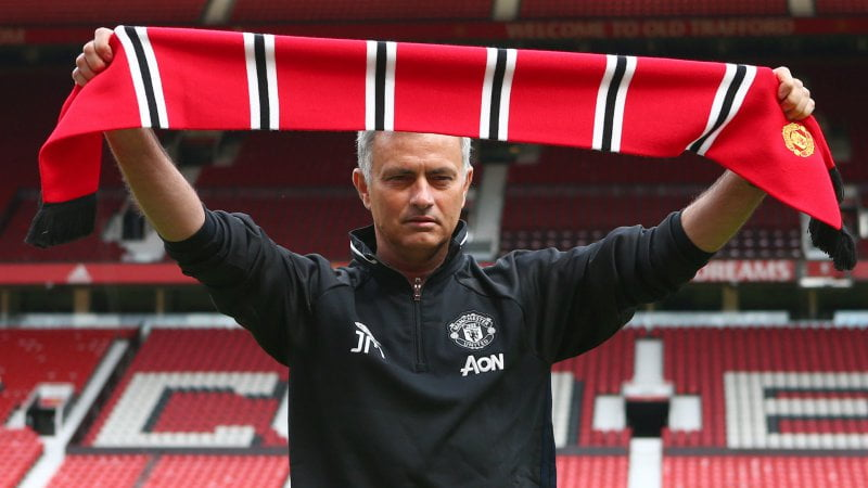 Mourinho slams United's 'lack of personality and desire'