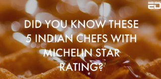 Michelin star rating