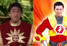 Shaktimaan Vs Hero