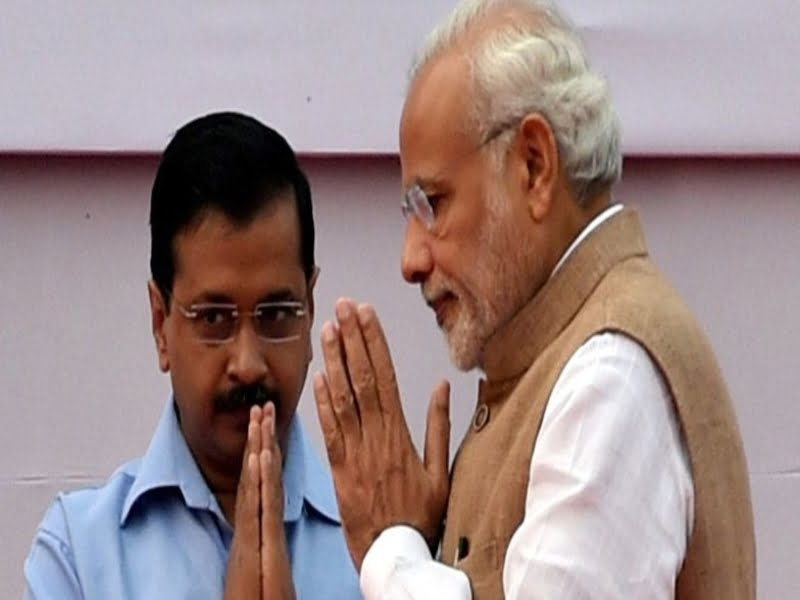 Modi government sacks nine advisors of Kejriwal